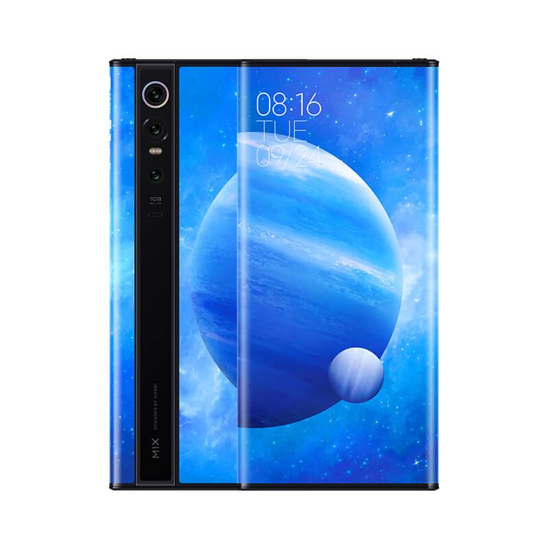 小米MIX Alpha概念手机 环绕屏+1亿像素售价19999元
